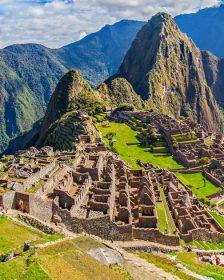 Machupichu, Perú