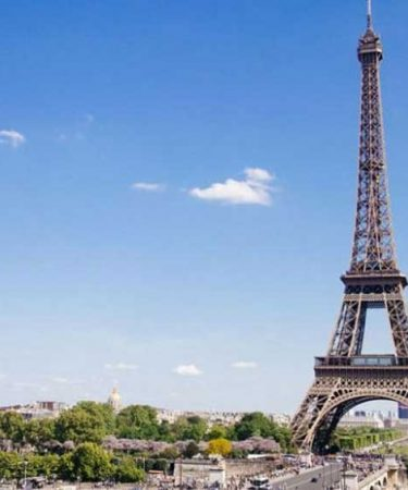 París por la tarde