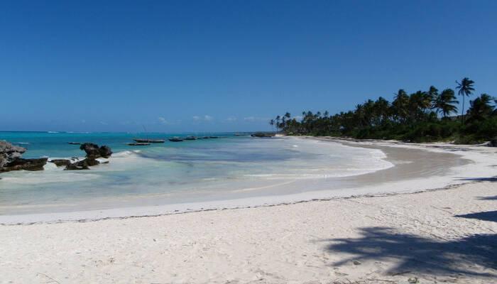 Playas en Tanzania