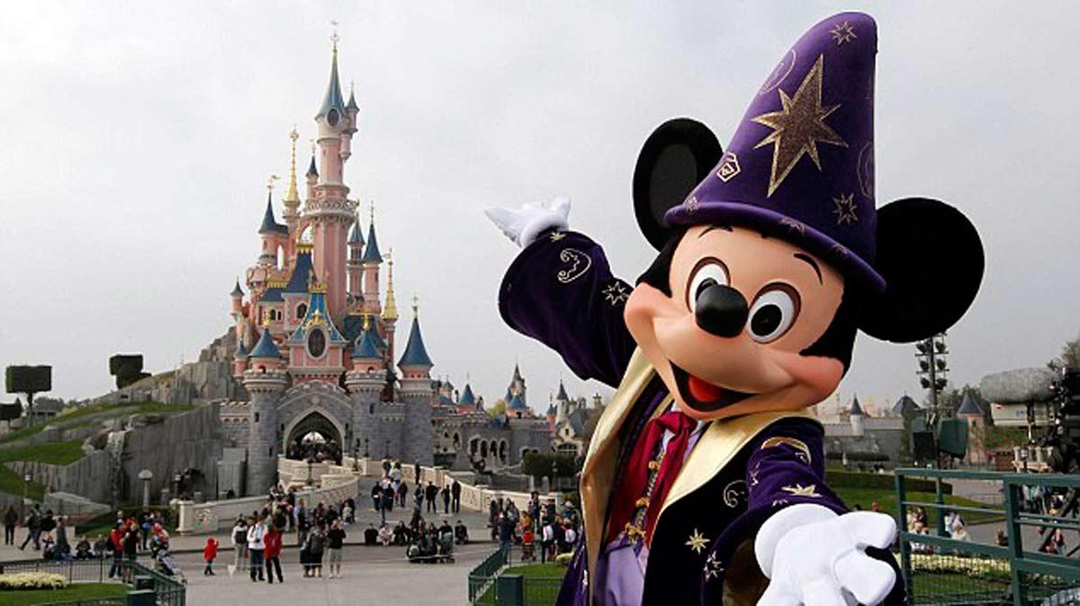 Viajes a Disney