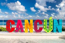 letras de Cancún