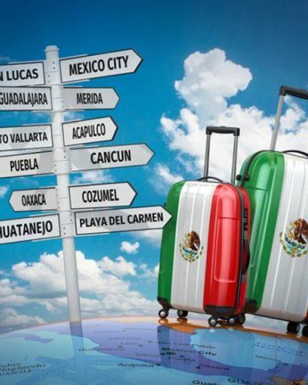 maletas para viajar en México